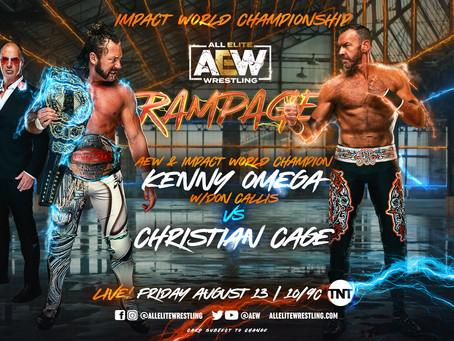 Kenny Omega Defends IMPACT World Championship On 'Rampage' Debut