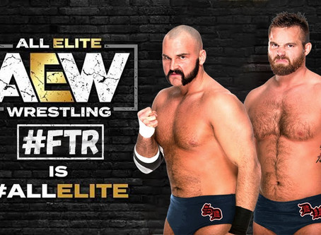 AEW Reveals What FTR Stands For
