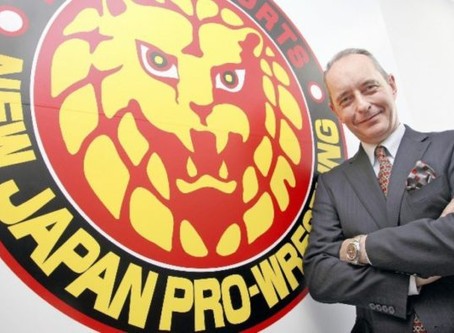 Directors Of NJPW Parent Company Take Huge Pay Cuts So No Jobs Are Lost