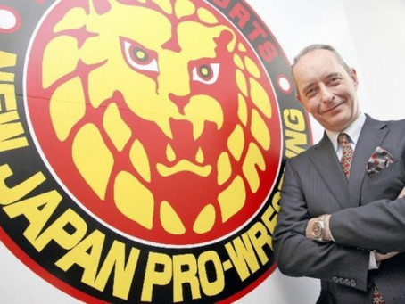 NJPW Wrestlers Upset With New Management