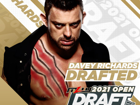 Davey Richards Signs With MLW