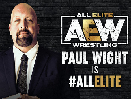 Wrestling Legend Paul Wight AKA Big Show Signs Long-Term Deal With AEW