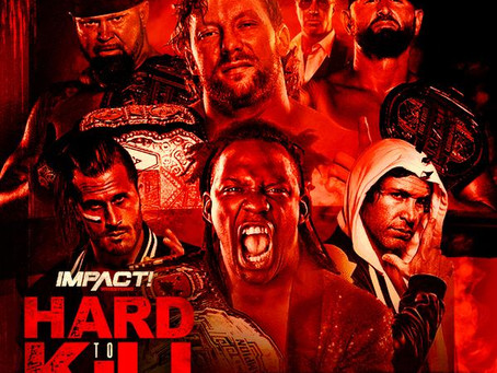 IMPACT Wrestling Presents 8-Match Hard To Kill PPV, With New Knockouts Tag Team Crowned & More