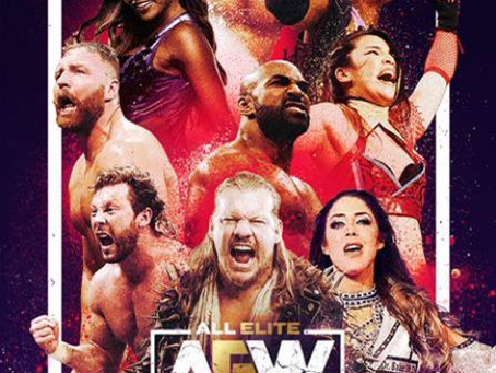 """Award-Winning Director X Creates """"Boundless"""" Ad Campaign For TNT's """"AEW DYNAMITE"""""""