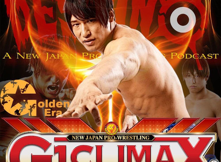 Destino NJPW Podcast - G1 Climax Final: The Golden Era