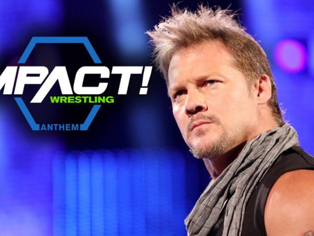 Chris Jericho Says He'd Consider Impact Wrestling
