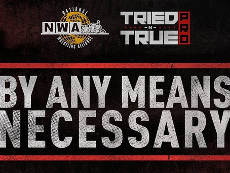 Nick Aldis And Trevor Murdoch To Team Up At NWA: 'By Any Means Necessary'