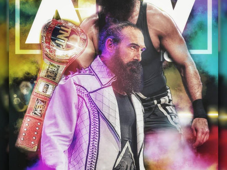 Brodie Lee Tribute Edition Of AEW Dynamite Announced