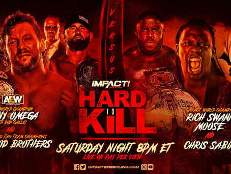 History Was Made At The Hard To Kill PPV On Saturday Night, Jan. 16, In Nashville, Tennessee