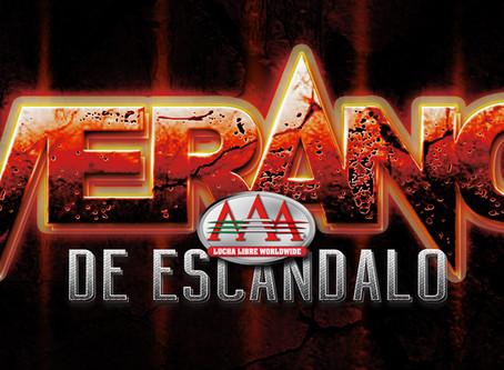 AAA - Verano de Escándalo - Rey Mysterio Vs Wagner Vs Jeff Jarrett (Video)