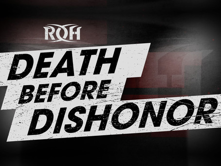 ROH Relocating Death Before Dishonor PPV Amid COVID Surge In Florida