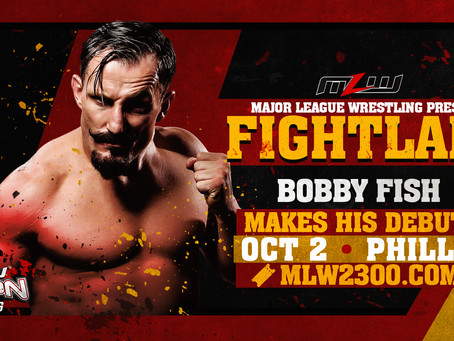 Bobby Fish Joins MLW