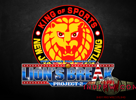 More Names Added To NJPW's Lion's Break At CharaExpo 2019!