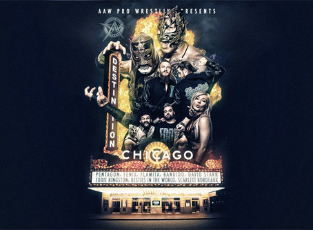 AAW Announces Destination Chicago Live August 30th