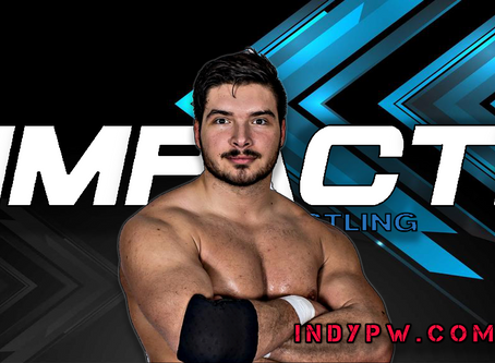 Exclusive Indy Pro Wrestling (IndyPW.com) Interview With IMPACT Wrestling Star, Ethan Page!