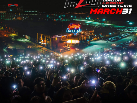 World Famous Gilley's To Host MLW March '22 Events