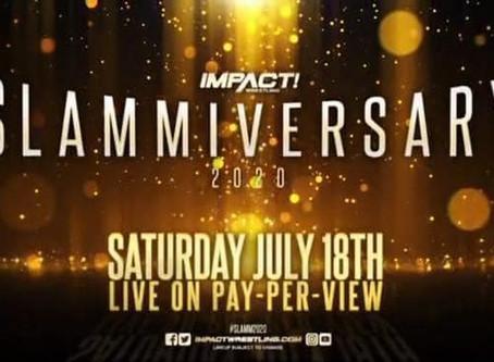 Impact Wrestling Teases A Former World Champion Will Return At 'Slammiversary'