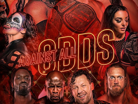 IMPACT Wrestling Against All Odds Results (06/12/21)