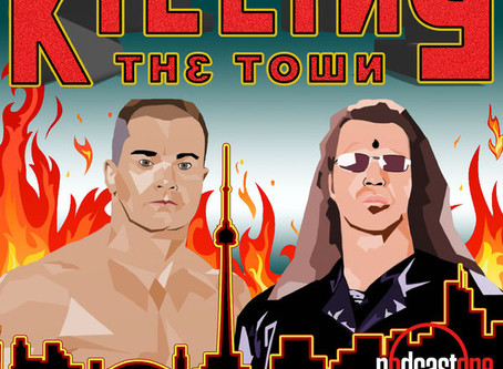 Austin Aries Special Guest On Killing The Town Podcast
