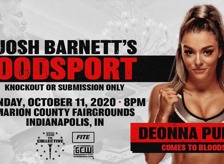 Impact Knockouts Champion Deonna Purrazzo Coming To Bloodsport