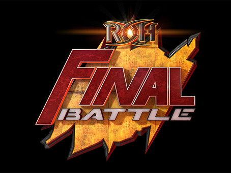 Update On Ring Of Honor's Next Pay-Per-View Final Battle