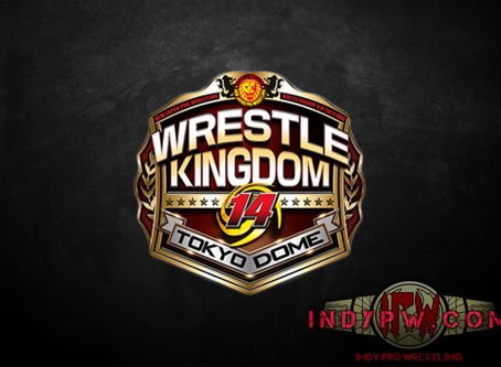"""NJPW Is Selling """"WRESTLE KINGDOM 14 in TOKYO DOME"""" and """"NEW YEAR DASH!!"""" Tour Reservations"""
