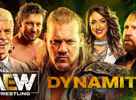 COVID-19 Tests Reportedly Given To All AEW Staff Ahead Of Live TV Taping
