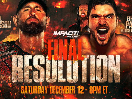 Karl Anderson vs. Ethan Page Added To IMPACT Final Resolution