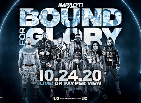 IMPACT Wrestling Won't Have Any Fans At Bound For Glory