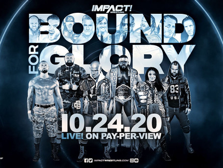 IMPACT Wrestling Bound For Glory Results 10/24/2020
