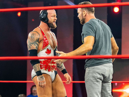 Josh Alexander On Facing Christian Cage For The IMPACT World Title At Bound For Glory