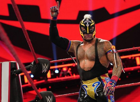 Rey Mysterio Is Currently Working Without An Active WWE Contract, AEW Shows Interest In Signing Rey