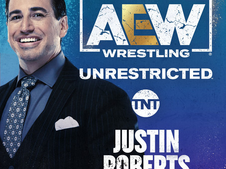Justin Roberts On AEW's Unrestricted Podcast