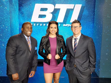 IMPACT Wrestling Announces New, 60-minute TV Show: Before The IMPACT (BTI), To Debut Feb. 16 on AXS