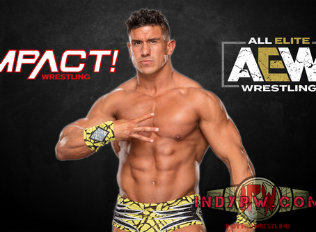 EC3 Name Drops Tons Of AEW Talent To Throw Scent Off Impact Return