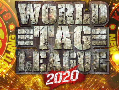 12/6 Results For New Japan World Tag League 2020 From Fukuoka, Japan: