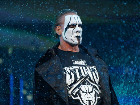 Sting Will Make His AEW In-Ring Debut At Revolution