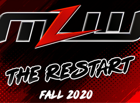 MLW Returns This Fall 2020