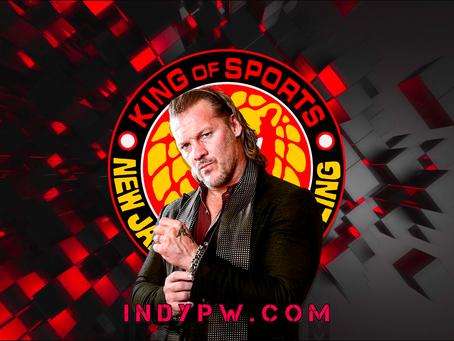 Chris Jericho's Next Possible NJPW Opponent
