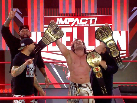 IMPACT EVP Expects Kenny Omega Will Honor The Commitments Of Being IMPACT Champion