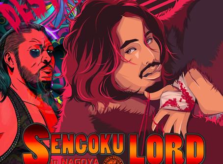 Destino NJPW Podcast - Sengoku Lord