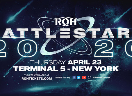 ROH Pure Title Tournament Continues At BATTLESTARR 2020