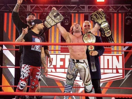Backstage Report On Kenny Omega's Impact World Title Reign