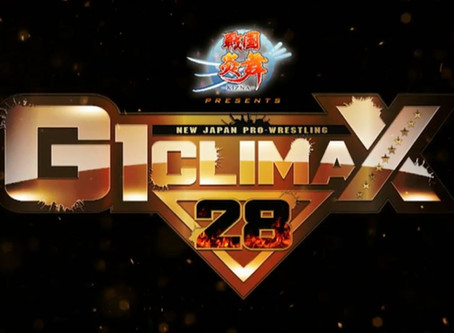 Latest NJPW G1 Climax 28 Results For July 30, 2018