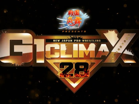 Latest NJPW G1 Climax 28 Results For August 2, 2018
