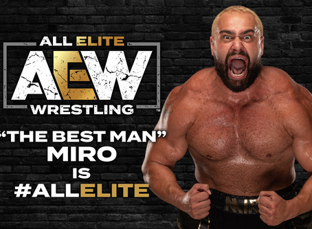 Why Miro Signed With AEW