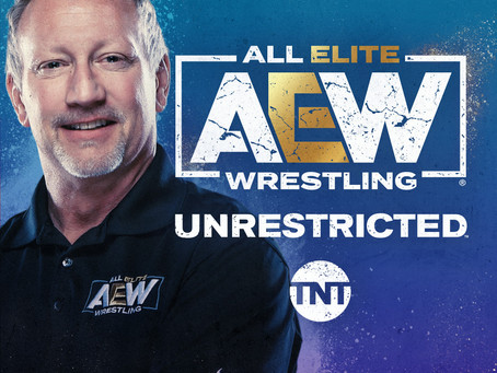 Jerry Lynn On AEW's Unrestricted Podcast
