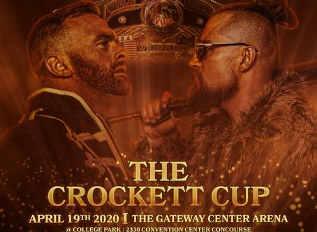 NWA Crockett Cup Pre-Sale Code