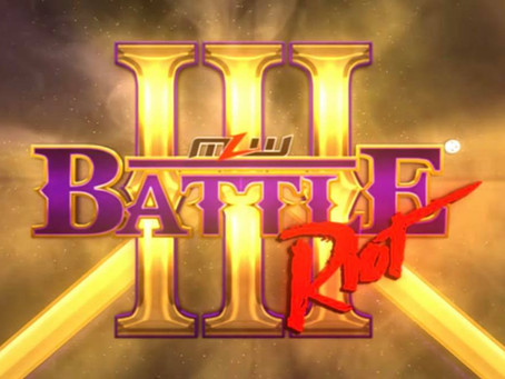 Calvin Tankman & Savio Vega Added To Battle Riot III