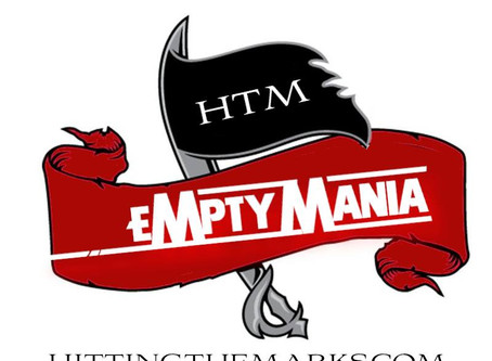 "Hitting the Marks Podcast w/Michael Jargo & Ric Vickrey... March 21, 2020. ""#EmptyMania"""